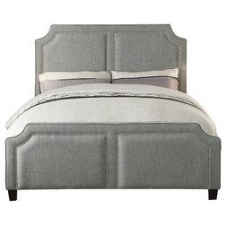 Contemporary Platform Beds by Alton Furniture