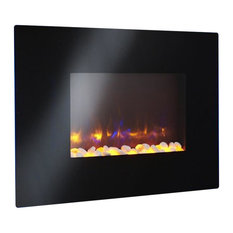 """Gallery Series Wall Mounted Electric Fireplace, 36"""""""