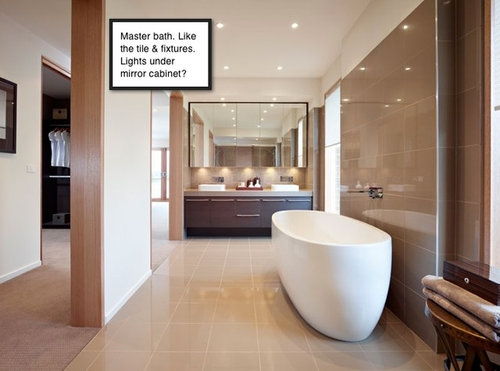 We Want A Clean Modern Look And Donu0027t Like The Look Of A Bath Light/vanity  Bar. Does Anybody Have Any Experience With This? Thanks!
