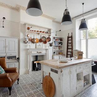 Shabby Küche | Shabby Chic Style Kuchen Ideen Design Bilder Houzz