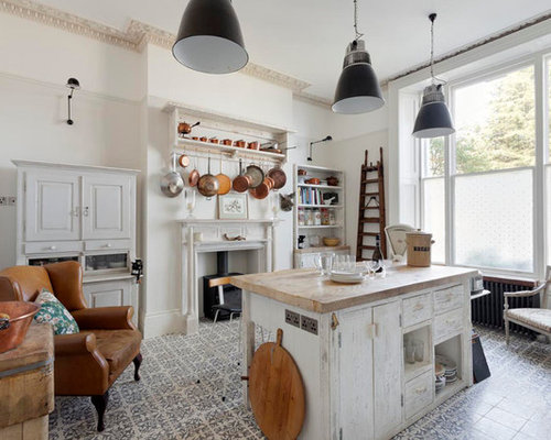 50 Best Shabby-Chic Style Kitchen Pictures - Shabby-Chic Style ...
