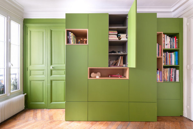 Scandinave  by Bulles & Taille-crayon