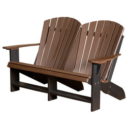 Contemporary Adirondack Chairs by Little Cottage Co