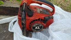 Homelite Chainsaw questions
