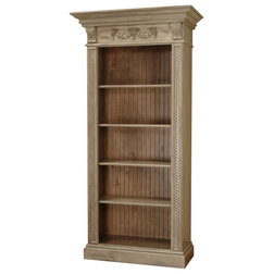 Traditional Bookcases by David Lee Furniture