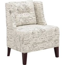 Contemporary Armchairs And Accent Chairs by Lilola Home