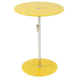 Cool Contemporary Side Tables And End Tables by Euro Style