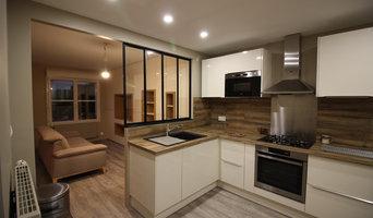 projet aménagement et cuisine