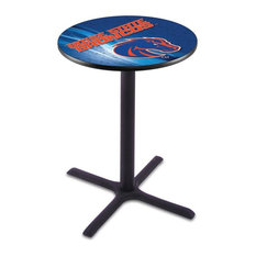 Boise State Pub Table 42-inch by Holland Bar Stool Company
