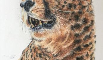 Endangered Snapshot (Colored Pencils Artwork)
