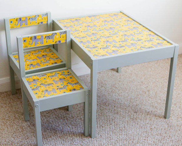 Contemporary  by Emily Boyd Upholstery