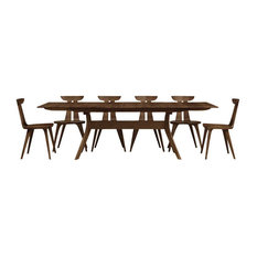 Audrey Extension Table by Copeland Furniture, Natural Walnut