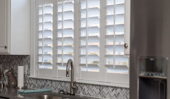 Simple-Modern-Contemporary Home- Polywood Shutters-Faux Wood Grain-Bright White