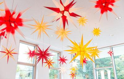 Manufakturbesuch: Wo die Herrnhuter Sterne geboren werden