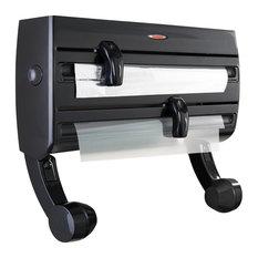 Parat Kitchen Roll Holder, Black
