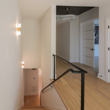 84_Sophisticated-Open Staircase, McLean, VA 22101