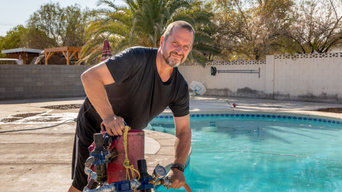 Pool Tile Cleaning Vegas