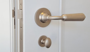 Chant Hardware - mortice lock. Installed by The Tidy Tradie - Lock Carpenter