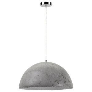 Mineral Concrete Pendant Light