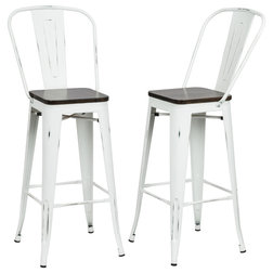Farmhouse Bar Stools And Counter Stools by CAROLINA CLASSICS