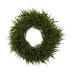 "24"" Cedar Wreath"