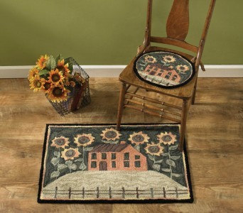 Primitive / Country Style Rugs