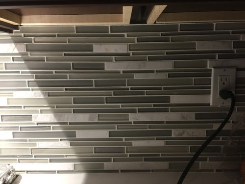 Issues With Glass Mosaic Tile Installation