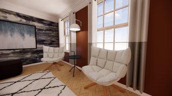 Lounge scheme