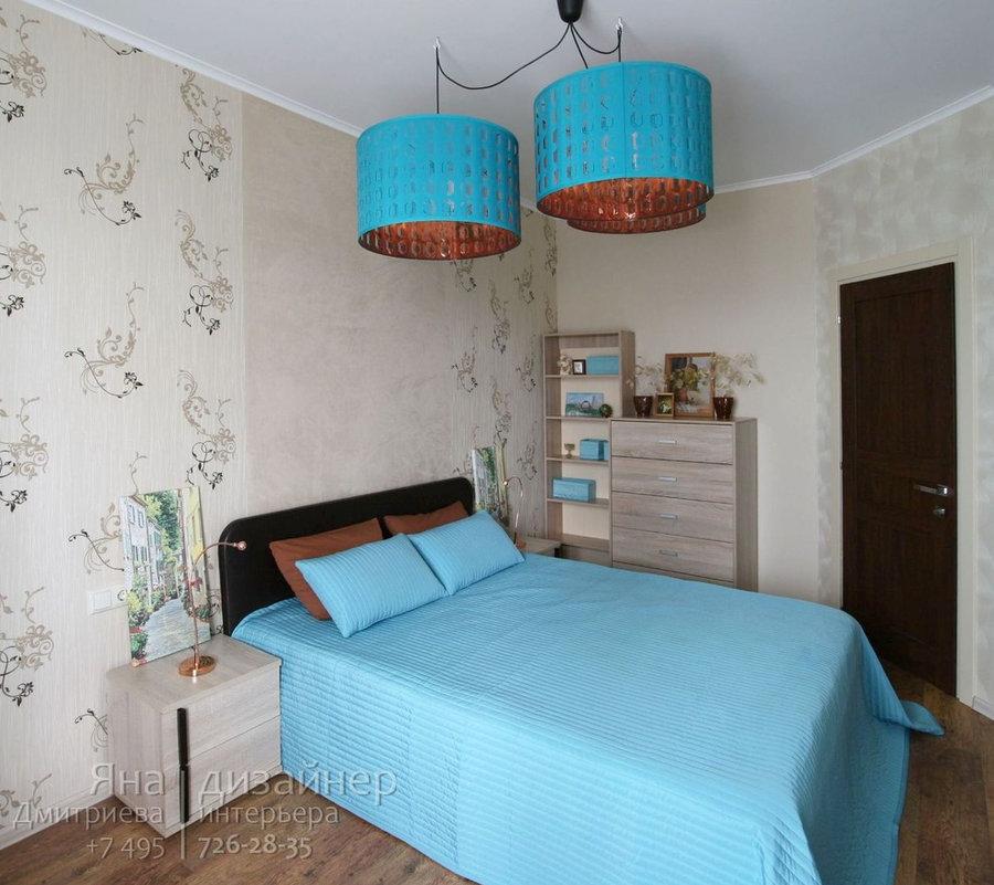 Квартира 50м2 в стиле Современная классика.