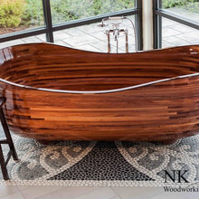 Wood Bathtubs