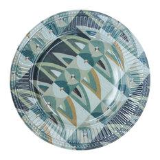 Africa Side Plates, Set of 2