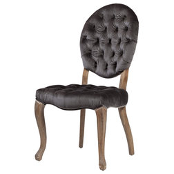 Traditional Dining Chairs by The Khazana Home Austin Furniture Store