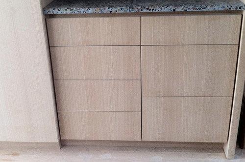 Charmant How Do We Finish White Oak Rift Cut Cabinets And Preserve The Nat