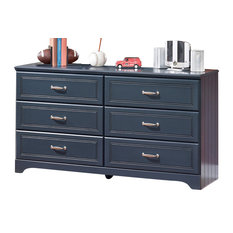 Ashley Furniture Home Leo Dresser Blue Dressers