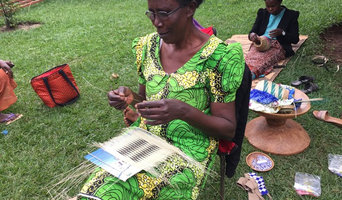 African Basket Weaving and Photo Shooting