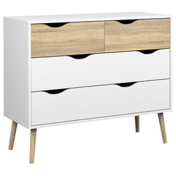 Midcentury Accent Chests And Cabinets by Tvilum
