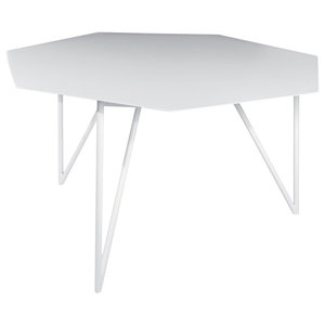 Terra Collection Coffee Table, Extra White