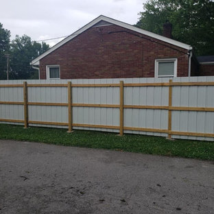 privacy fence for home