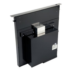 """Eclipse 30"""" 500 CFM Downdraft Blower System With Stainless Steel Cover"""