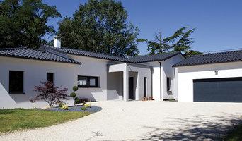 Maison contemporaine 177m²