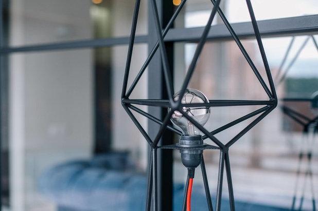 Современный  by TABOORET Interiors Lab