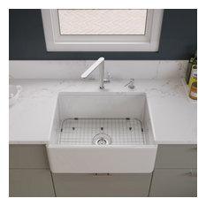 Solid Stainless Steel Kitchen Sink Grid