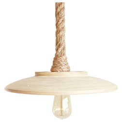 Beach Style Pendant Lighting by Haddock Industrial