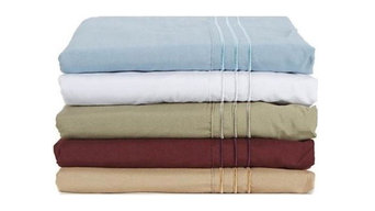 6-Piece 1800 Series Sheet Set