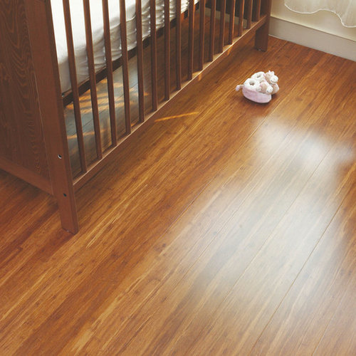 Example Of A Minimalist Home Design Design In Other. Save Photo. HiBamboo. Bamboo  Strand Woven Flooring