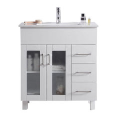 Nova Collection Vanity, White, 32""