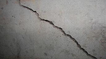 Basement Foundation Cracks