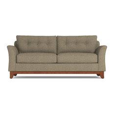 Marco Queen Size Sleeper Sofa, Innerspring Mattress, Taupe
