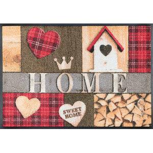 Cottage Home Door Mat, 75x50 cm