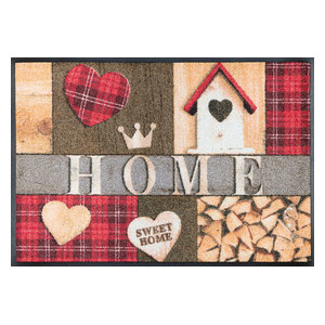 Cottage Home Door Mat, 75x50 cm